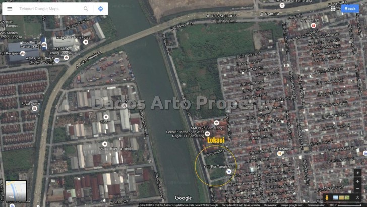 googlemap-tanah-jual-dijual-kokrosono-semarang-t1-108