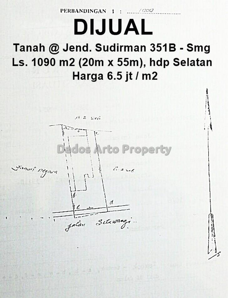 tanah-jual-dijual-jendral-sudirman-semarang-t1-120-2