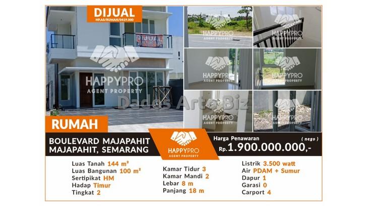 rumah-jual-dijual-majapahit-boulevard-semarang-h1-067-2